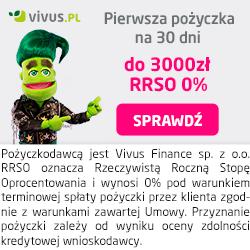 Vivus baner promocyjny