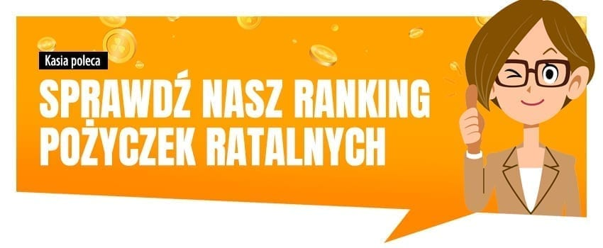 Sprawdź ranking pożyczek na raty