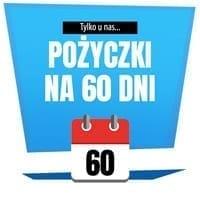 Pożyczki na 60 dni - infografika mała