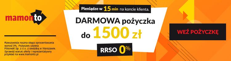 baner reklamowy Mamonto
