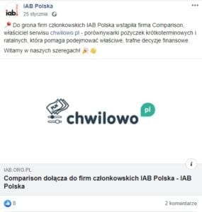 IAB Polska screen