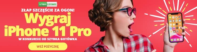 baner promocyjny Szybka Gotówka