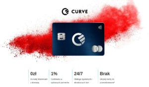 Curve - karta do płatności zagranicznych.